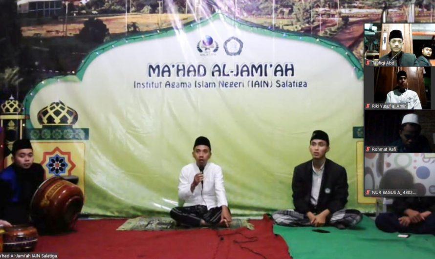 Pekan Ta'aruf Ma'had Al-Jami'ah IAIN Salatiga