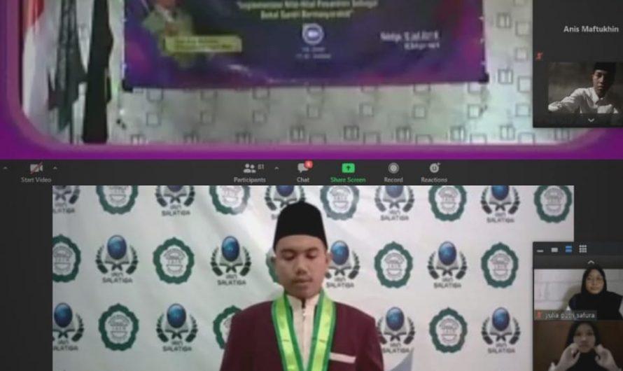 Berperan di Masyarakat: Langkah Lanjut Pasca Wisuda Mahasantri Ma'had Al-Jami'ah IAIN Salatiga